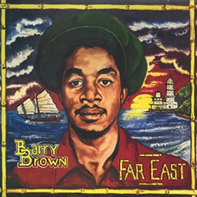 Barry Brown  Far East