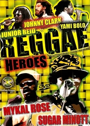 Reggae Heroes