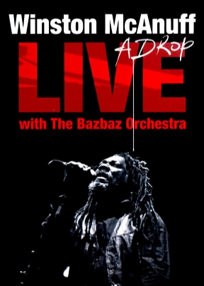 A Drop Live With The Bazbaz Orchetra